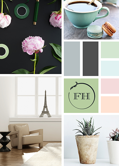 Design a Personal Brand Mood Board