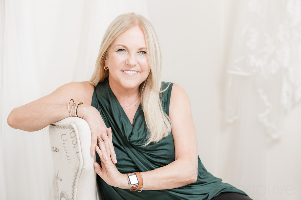 Anne Fiser - Founder A Stitch In Time Bridal Services