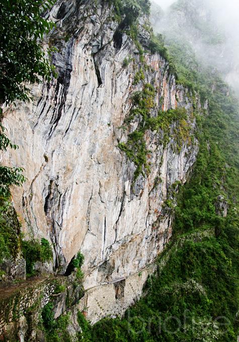 Machu Picchu Inca Stairs