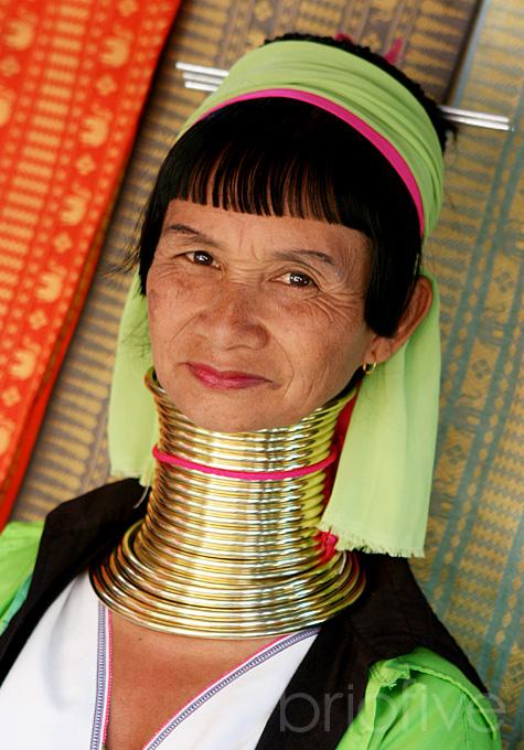 Thai Longneck Tribe