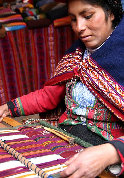 Peru Weaver