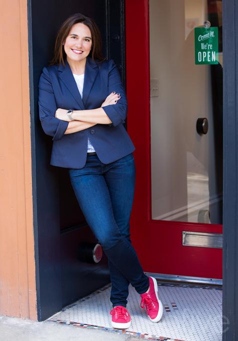 Claudia Volpi - Owner, Superga SF